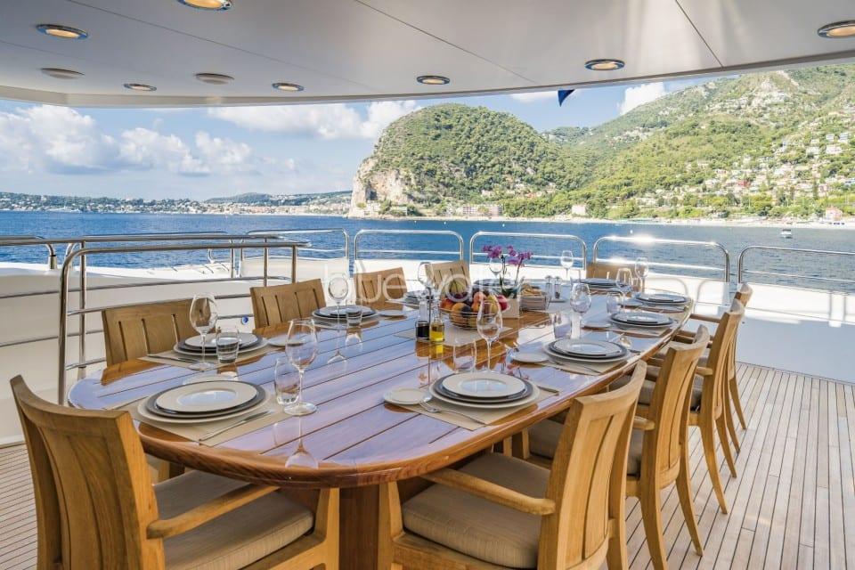 M/Y The Devocean Yacht #18