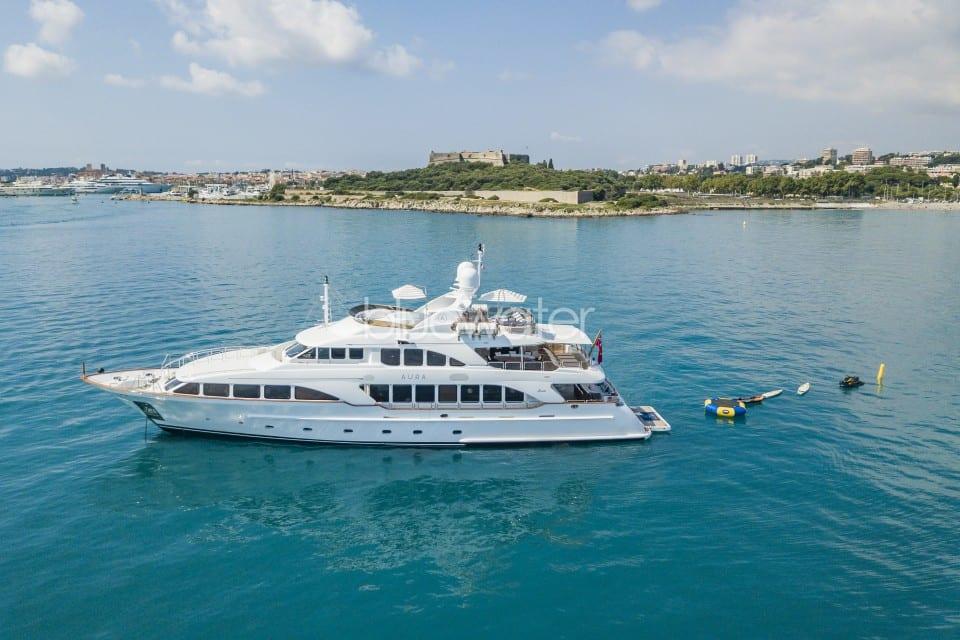 M/Y Aura Yacht #22