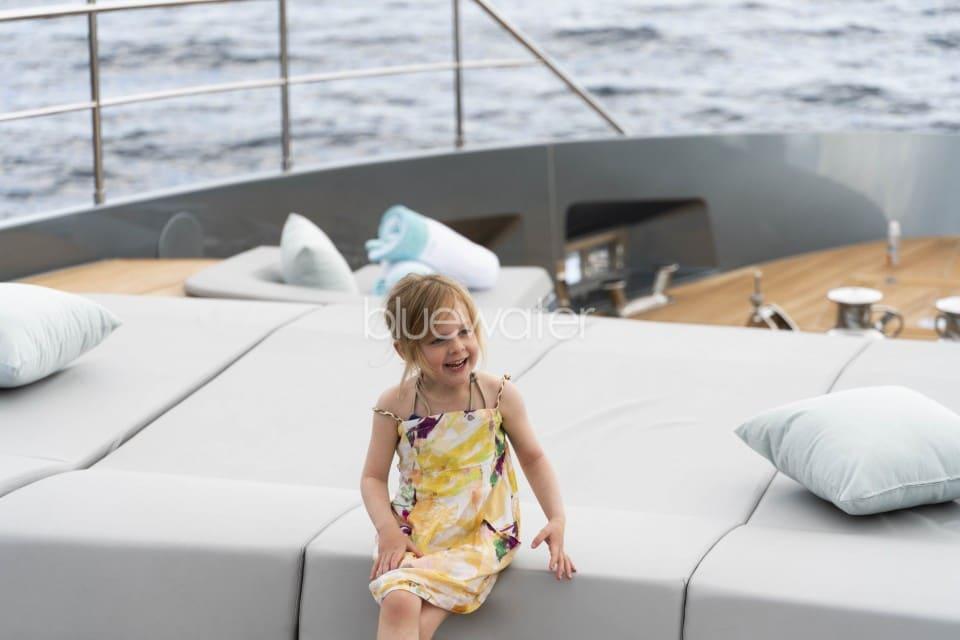 M/Y Unknown Yacht #8