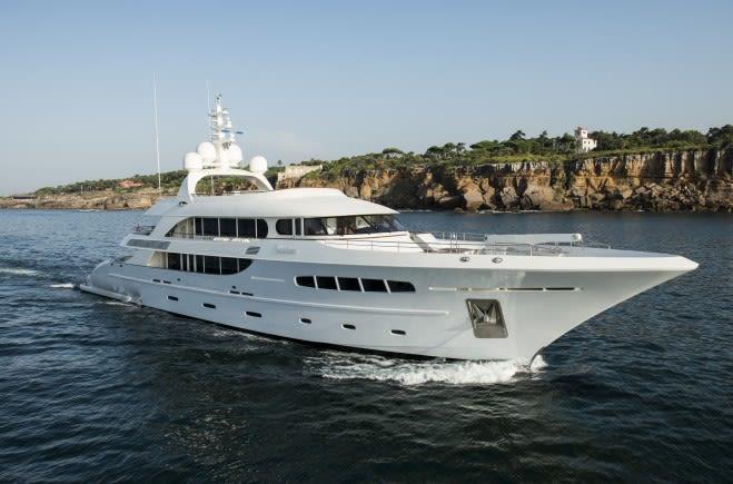 Моторная яхта Nassima | Acico Yachts