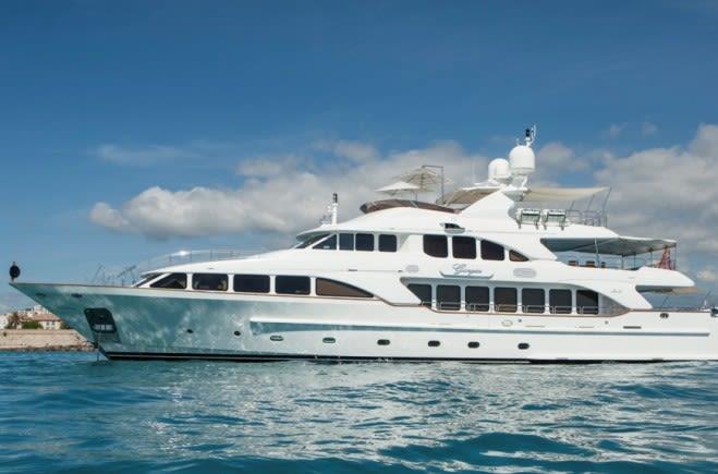 Giorgia Luxury Yacht for Sale