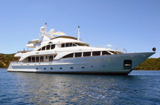 Моторная яхта Aura | Benetti