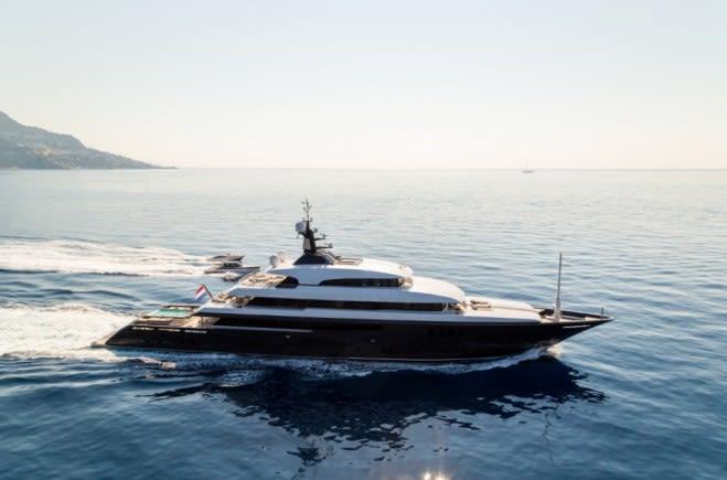 Моторная яхта ICON | Icon yachts