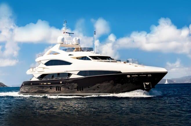 The Devocean Luxury Yacht for Sale