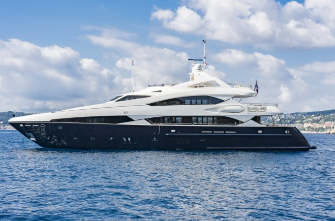 Моторная яхта The Devocean | Sunseeker