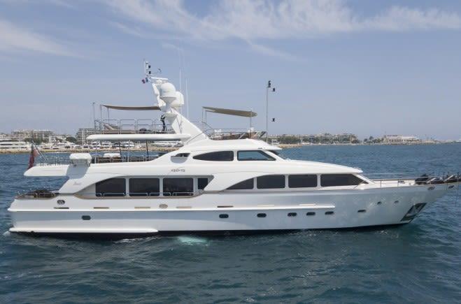 Моторная яхта QUID PRO QUO | Benetti