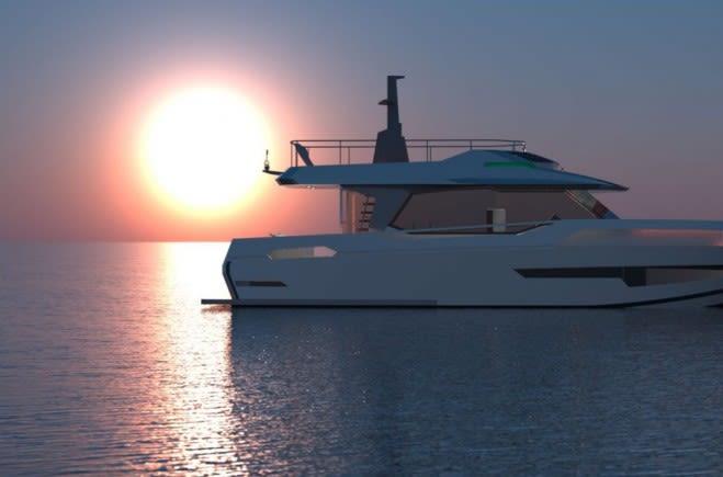 Моторная яхта SUN TOY | Sunseeker