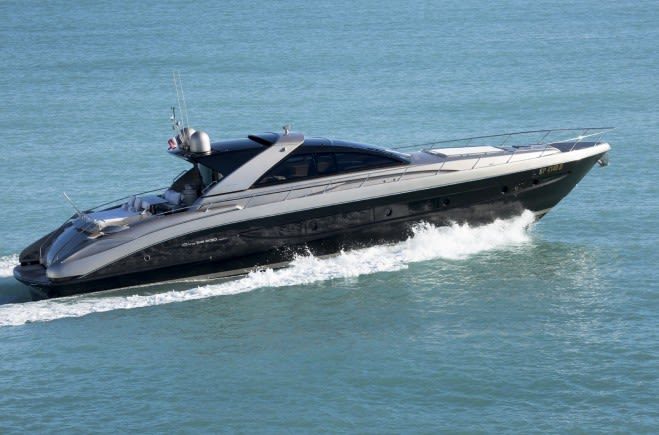 Моторная яхта Miromutu | Riva