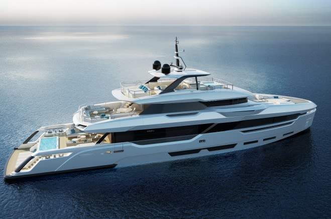 CCN DOM 133 Luxury Yacht for Sale