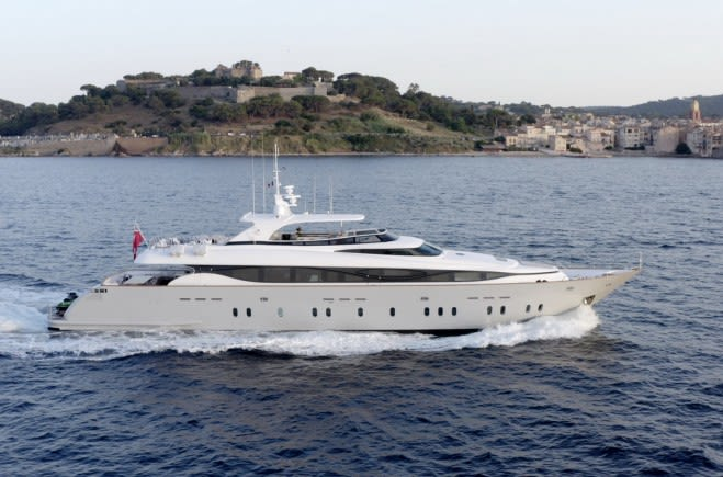 M Luxury Yacht for Sale
