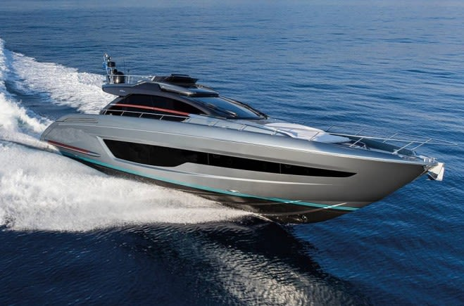 RIVA RIBELLE Luxury Yacht for Sale