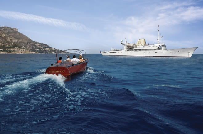 Christina O Аренда яхты | Canadian Vickers