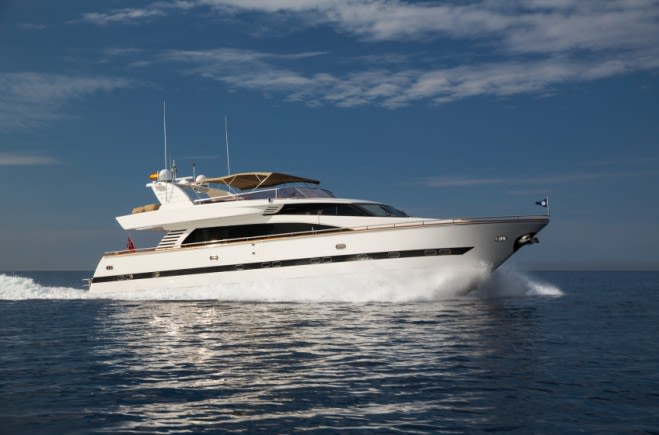 Vogue Yacht Charter | Horizon