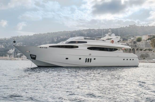 Моторная яхта Beija Flore | Eurocraft Cantieri Navali