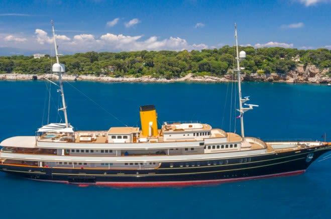 Nero Аренда яхты | Corsair Yachts