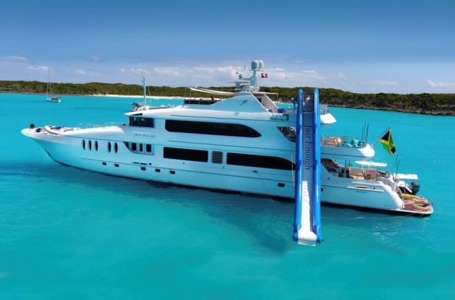 Just Enough Yacht Charter | Ares Marine