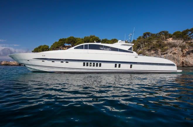 CITA Yacht Charter | Leopard (Arno)