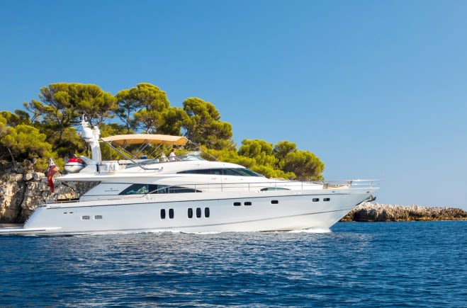 D5 Yacht Charter | Fairline