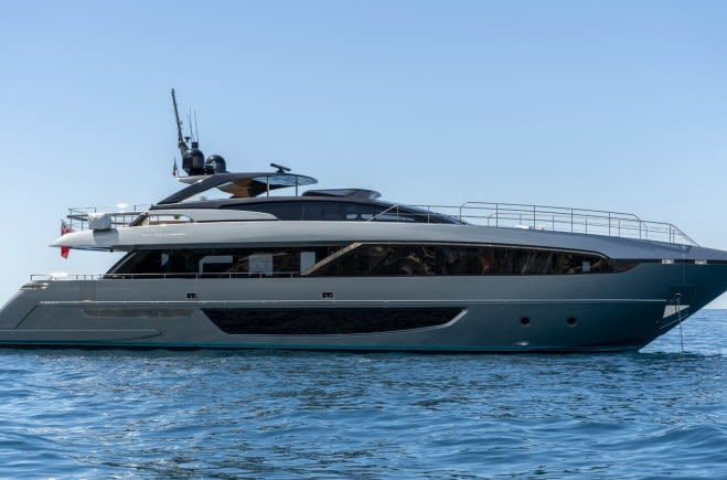 UNKNOWN Yacht Charter | Riva