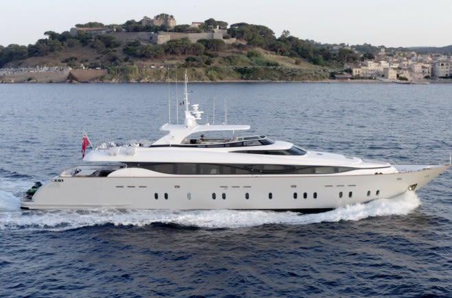 M Yacht Charter | Maiora