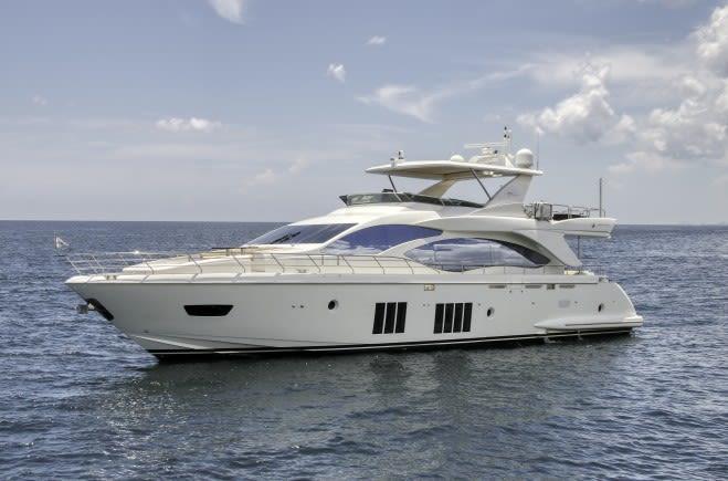 Моторная яхта VALERE | Azimut