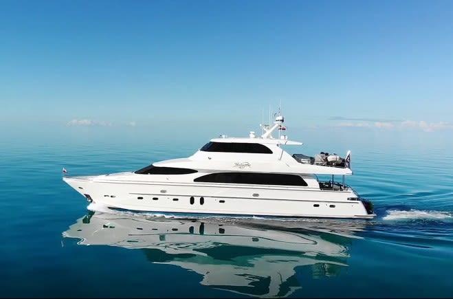 Моторная яхта LEXINGTON | Horizon