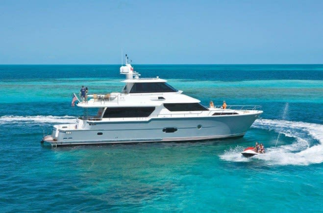 SILVER LINING Yacht Charter | Horizon