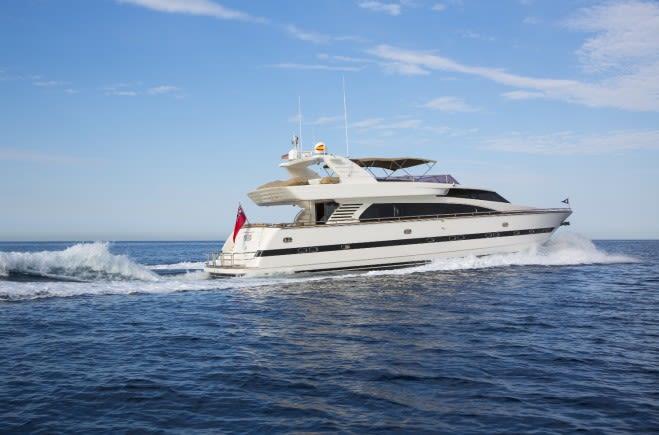 Моторная яхта Vogue | Horizon