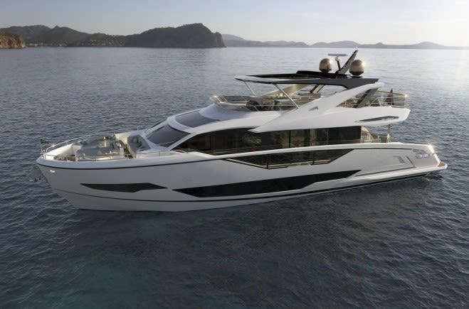 Quid Nunc Yacht Charter   Sunseeker