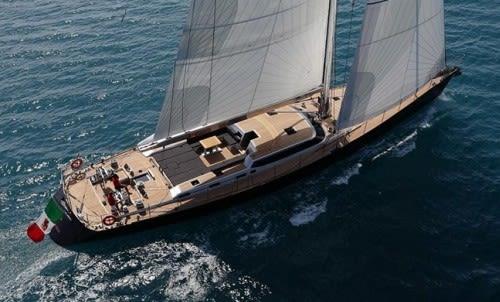 Парусная яхта XNOI. Объявлена новая цена.