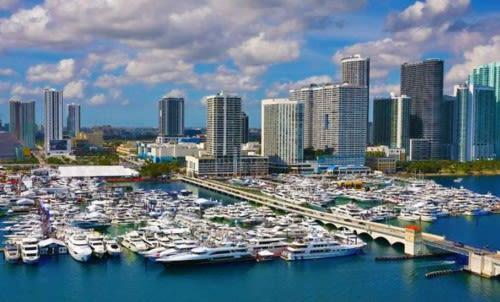 Bluewater Yachting примет участие в яхт-шоу в Майами.