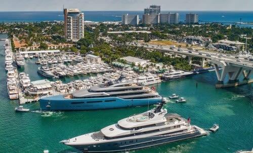 Bluewater Yachting на FLIBS 2020