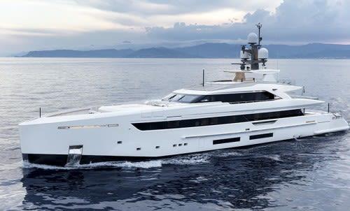 Какой будет 50-метровая яхта Tankoa S501?