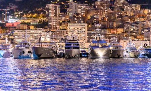Monaco Yacht Show Концепты и концепция