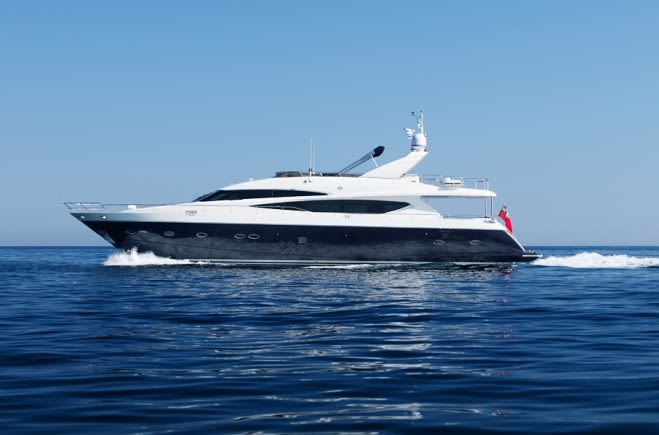 Sono Luxury Yacht for Sale