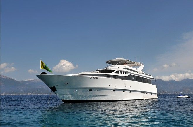 Trilogy Luxury Yacht for Sale