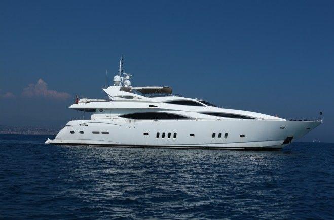 Sea Raider Luxury Yacht for Sale
