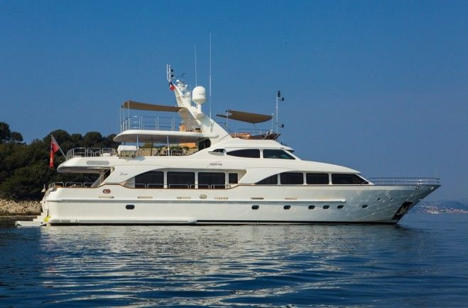 Quid Pro Quo Luxury Yacht for Sale