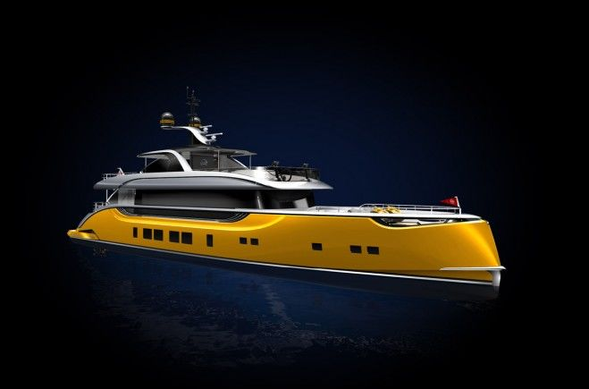 S4 Luxury Yacht for Sale