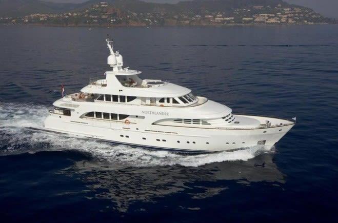 Northlander Luxury Yacht for Sale