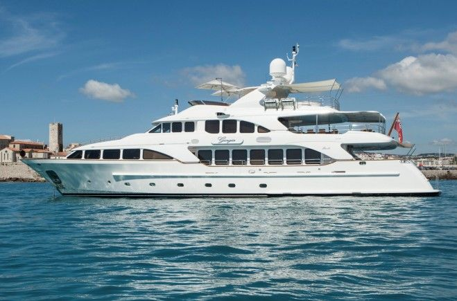 Giorgia Luxury Yacht for Sale