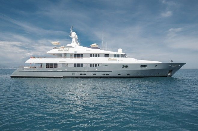 Mosaique Luxury Yacht for Sale