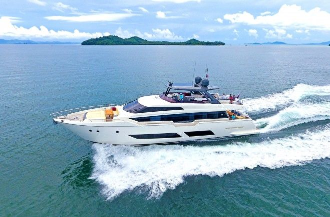 Oriant Luxury Yacht for Sale