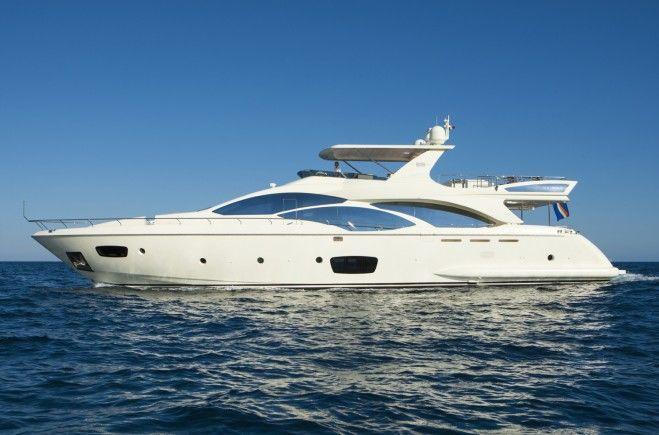 Raasta II Luxury Yacht for Sale