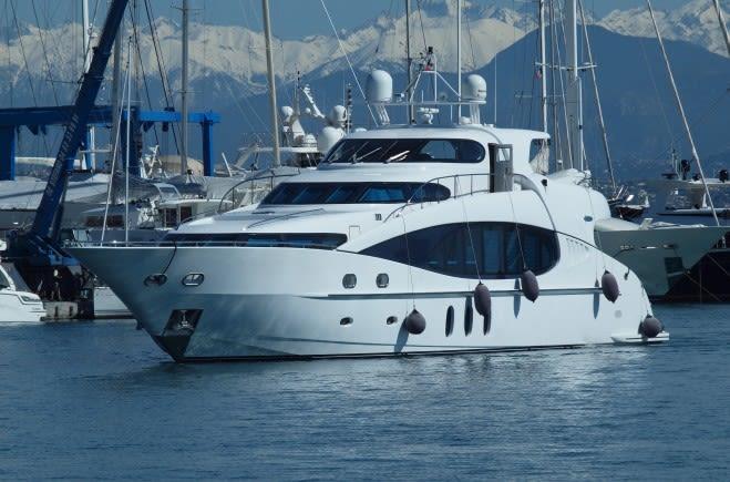 Sea Breeze Luxury Yacht for Sale