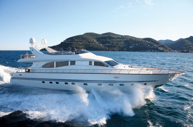 Seralin Luxury Yacht for Sale