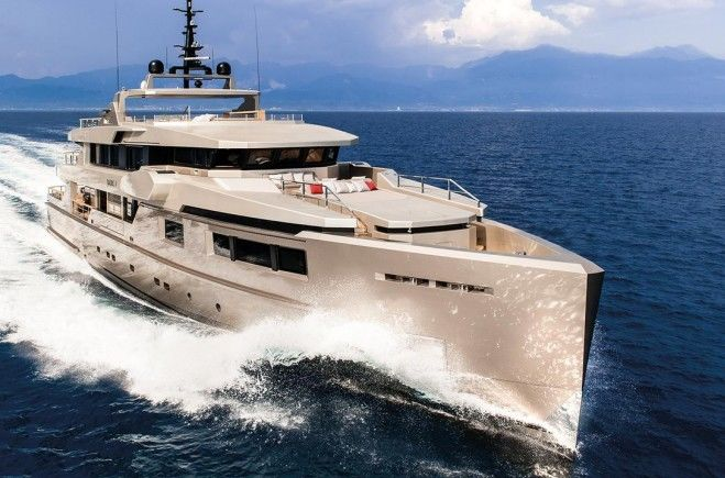 Cacos V Luxury Yacht for Sale