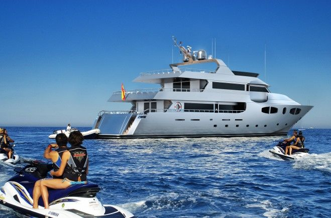 VK_1 Luxury Yacht for Sale