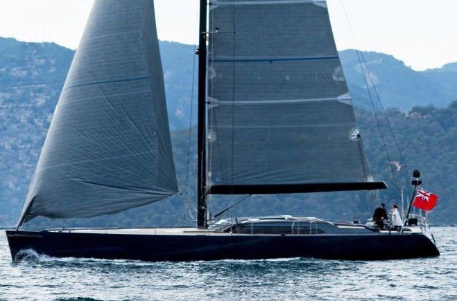 S/Y Lunna A | Shipman