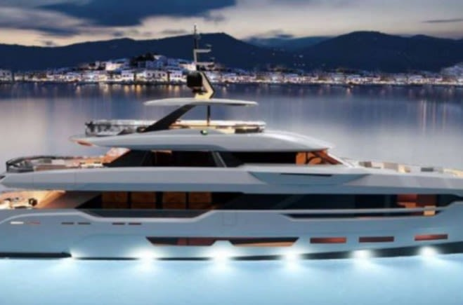 CCN DOM 123 Luxury Yacht for Sale